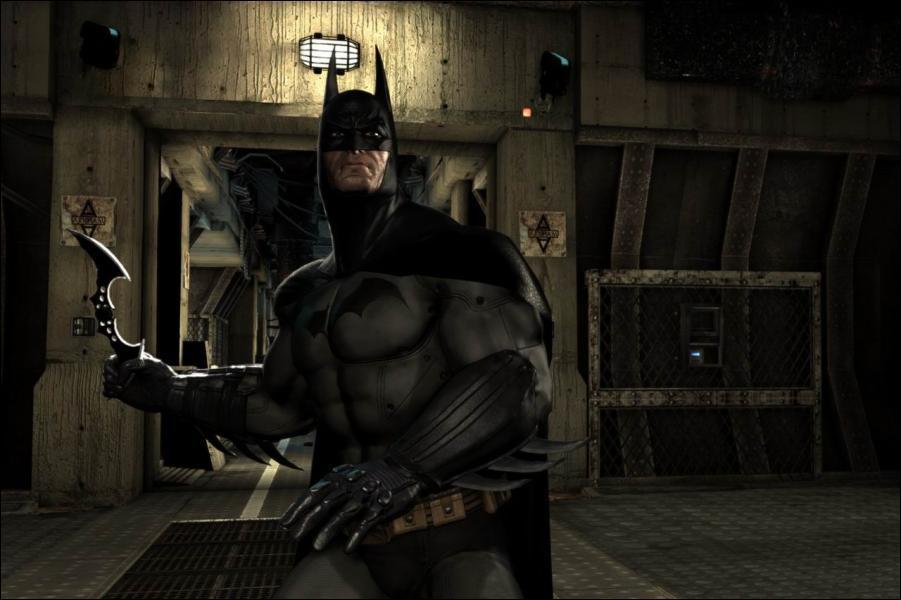 Quel est le nom de cet exellent opus de Batman?