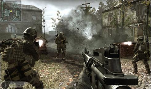 Dans quel jeu incarne t'on un soldat anglais et un soldat américain?