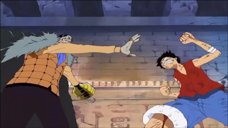 Comment Luffy nomme-t-il Crocodile ?