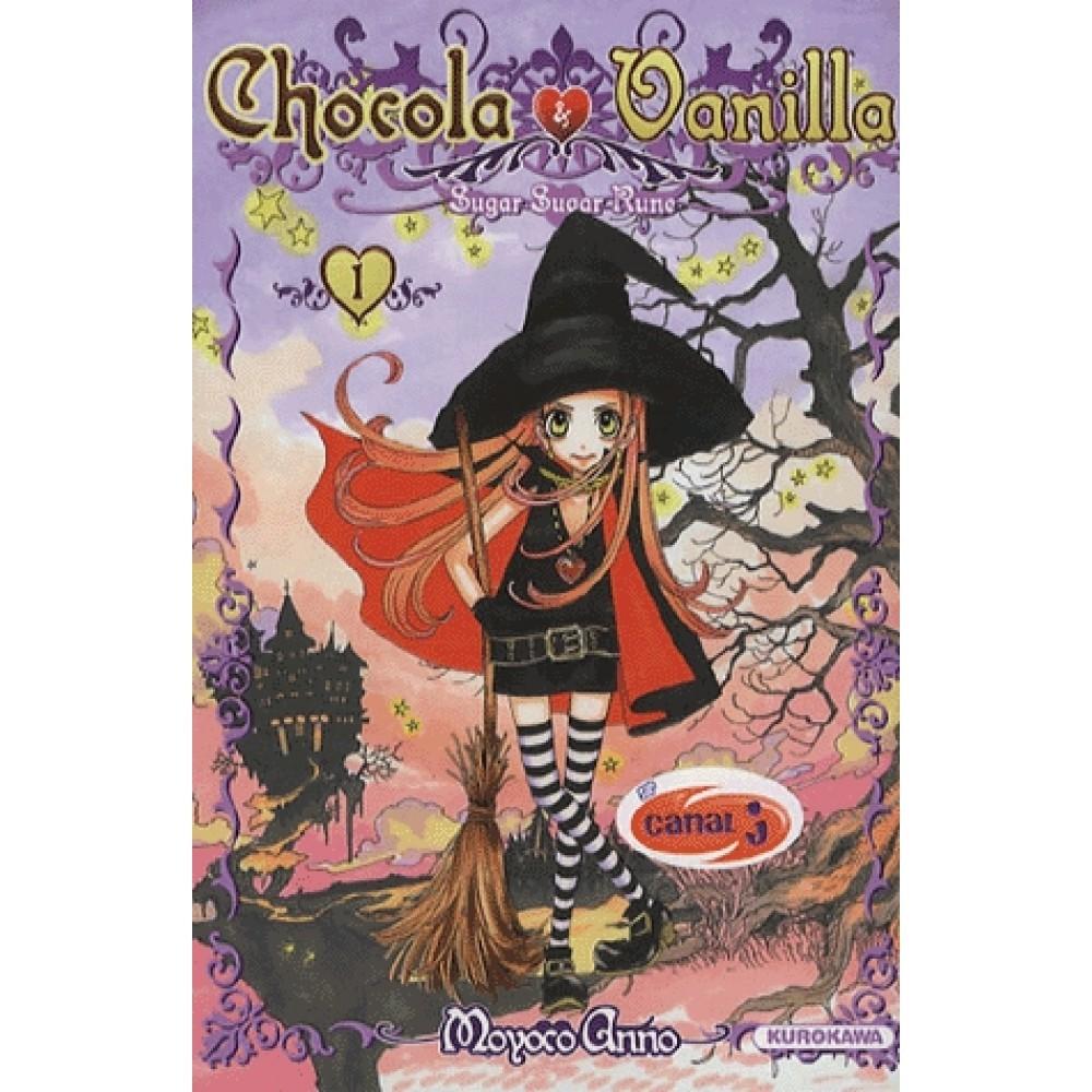 Quel personnage de ''Chocola et Vanilla'' es-tu ?