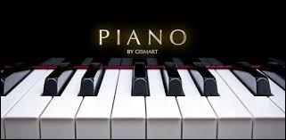 Combien y a-t-il de touches blanches et de touches noires sur un piano ?
