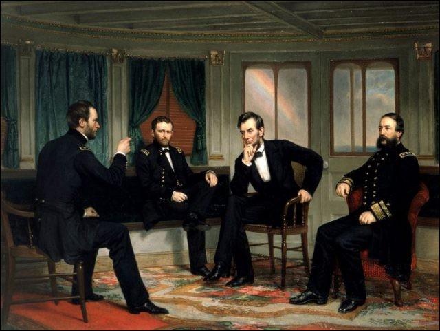 Un grand personnage malgré des défauts bien humains. Il fut nommé général en chef par Lincoln. Bien que de nombreux soldats soient morts sous ses ordres, il vainquit Robert Lee et le Sud pour mettre fin à cette horrible guerre.Son leadership militaire assura la victoire ultime du Nord, fit de lui un héros, et il devint président. Son administration présidentielle fut souvent critiquée :