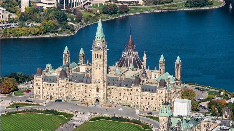 Quelle ville est la capitale du Canada ?