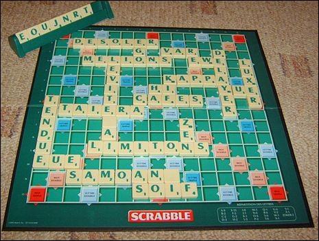 Au Scrabble, quelle est la valeur du joker ?