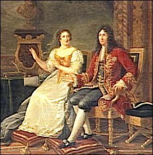 Sur le plan juridique, ce second mariage du roi Louis XIV était un mariage...