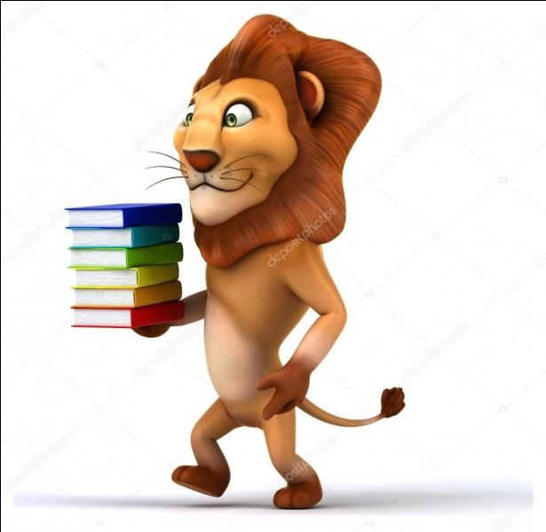 "En italien, ""lion"" se dit..."