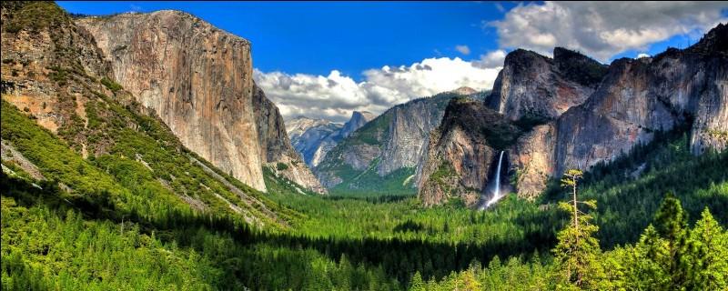 Où le parc national de Yosemite est-il situé ?