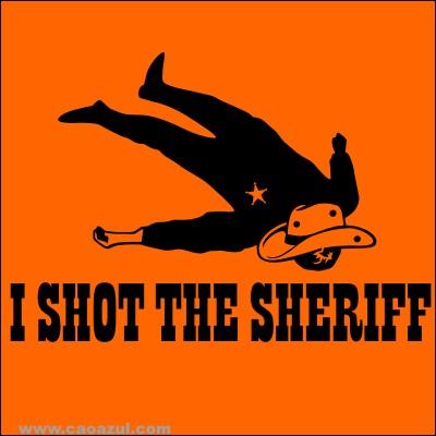 """Dans la chanson « I Shot the Sheriff », de Bob Marley, le """"sheriff"""" fait en réalité référence au médecin ayant prescrit la pilule à Esther Anderson, la passion amoureuse de Bob Marley de l'époque :"""