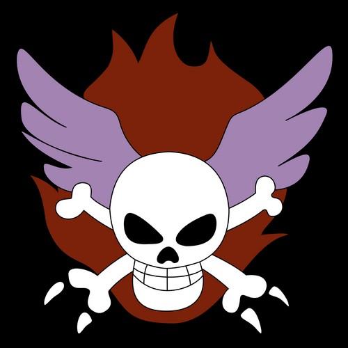 À quel équipage appartient ce drapeau ?