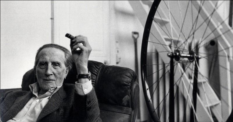 Quel mouvement artistique ne correspond pas à Marcel Duchamp ?