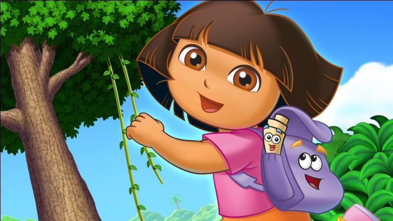 """Quel animal est chipeur dans """"Dora l'exploratrice"""" ?"""