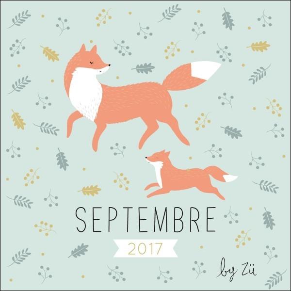 Quel est le mois de l'année qui suit le mois de septembre ?