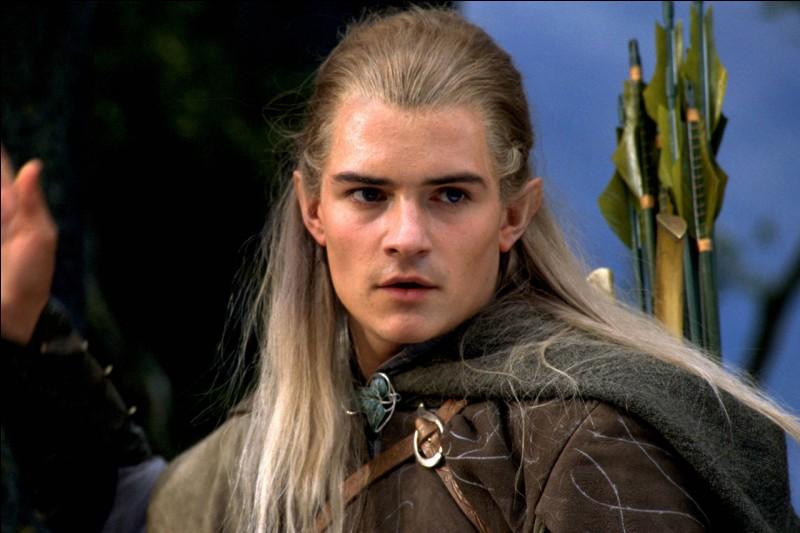 """Combien de phrases Legolas a-t-il adressées à Frodon dans toute la trilogie du """"Seigneur des anneaux"""" ?"""