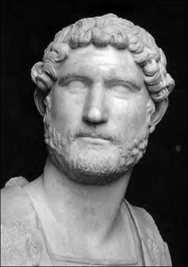 Les romains sont célèbres pour la justesse de leurs portraits. Voici une statue de l'empereur Jules César.