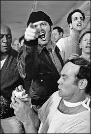 """Complétez le titre de ce film dans lequel joue Jack Nicholson : """"Vol au-dessus d'un nid ..."""""""