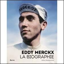 Combien de fois Eddy Merckx a-t-il gagné le Tour de France ?
