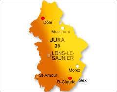 Comment appelle-t-on les habitants de Lons-le-Saunier, préfecture du Jura ?