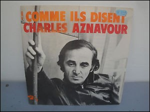 ''Comme ils disent'' - Charles Aznavour aborde un thème tabou. Lequel ?