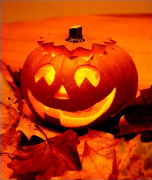 Halloween : citrouilles, fantômes, sorcières, ...