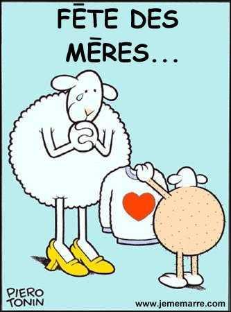 La fête des mères se tient en général le dernier dimanche de...