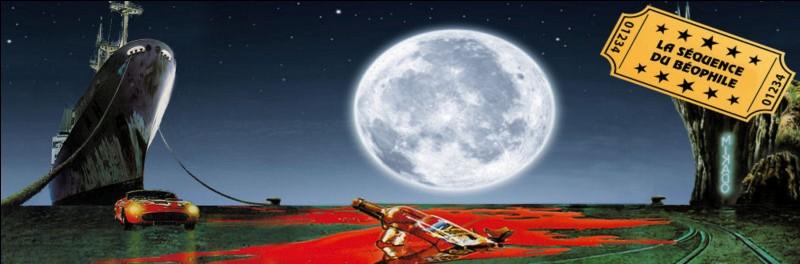 Où la lune se trouvait-elle dans un film de Jean-Jacques Beineix ?