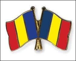 Les drapeaux du Tchad et de la Roumanie sont similaires.