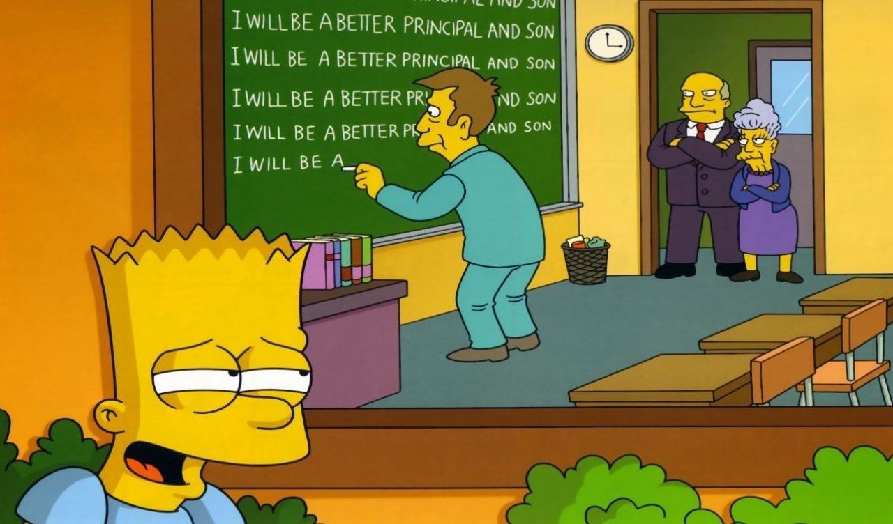 Quelle punition scolaire vas-tu avoir ?