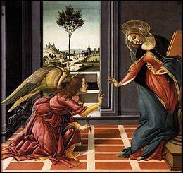 Le premier nu peint par Botticelli est :