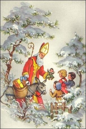 Dans l'Église catholique, quel saint est fêté le 6 décembre ?