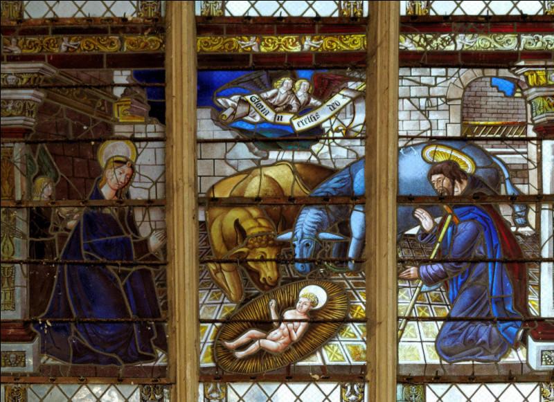 Le 25 décembre, jour de Noël, célèbre la naissance du Christ, soit neuf mois après l'Annonciation.''Voici que tu vas concevoir et enfanter un fils ; tu lui donneras le nom de Jésus.''Quel ange a annoncé cette nouvelle à Marie, le 25 mars ?