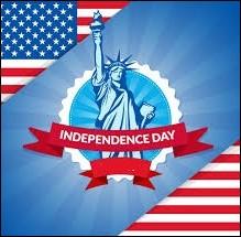 L'Independence Day est un jour important pour les Américains. Quand célèbrent-ils la signature de leur déclaration d'indépendance ?