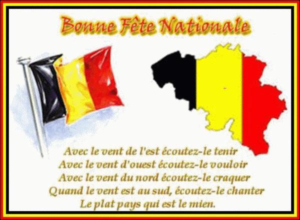 Quand célèbre-t-on la Fête nationale belge ?