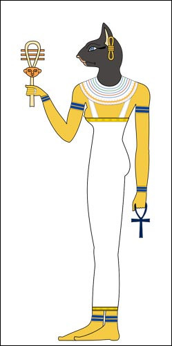Dans la mythologie égyptienne, la douce Bastet devient Sekhmet quand elle se met en colère.Le 8 août est...