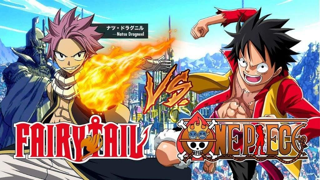 Est-ce un personnage de 'One Piece' ou 'Fairy Tail' ? - (1)