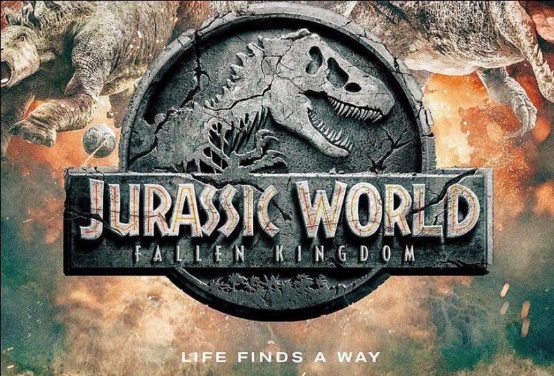 Quel est le dernier Jurassic park avant Jurassic world ?