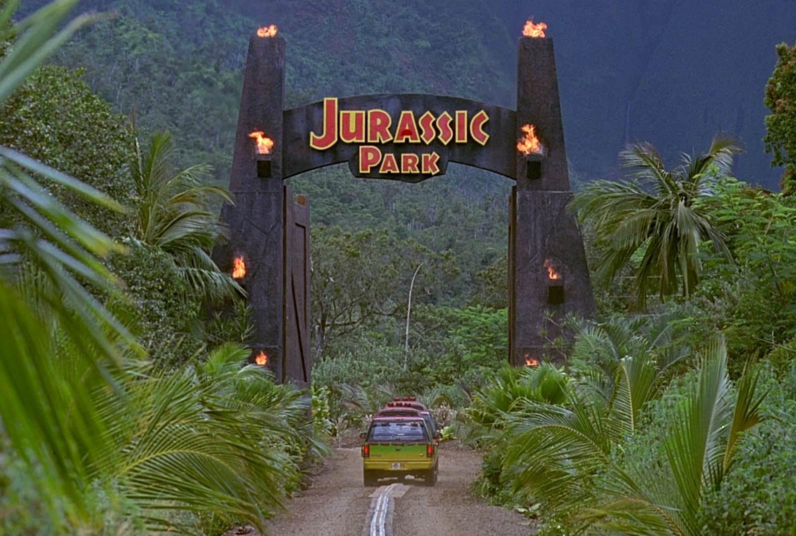 Connais-tu Jurassic Park ?