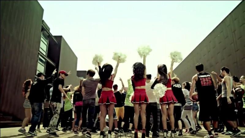 De quel MV de JYP cette image est-elle tirée ?