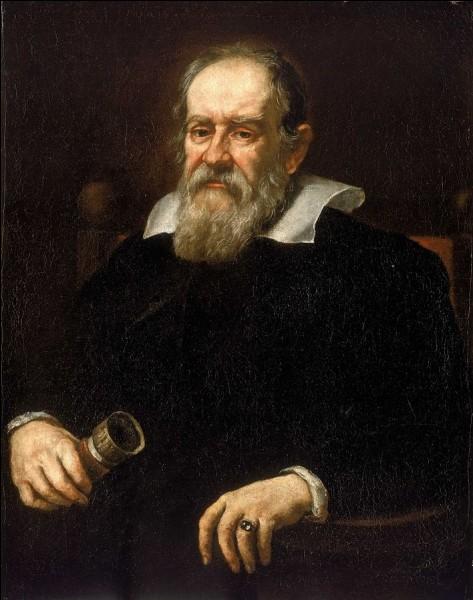 Galileo Galilei, né à Pise, est un personnage historique que l'on ne présente plus. En 1610, il quitte Venise pour Florence, après y avoir accepté un poste bien rétribué. Lequel ?