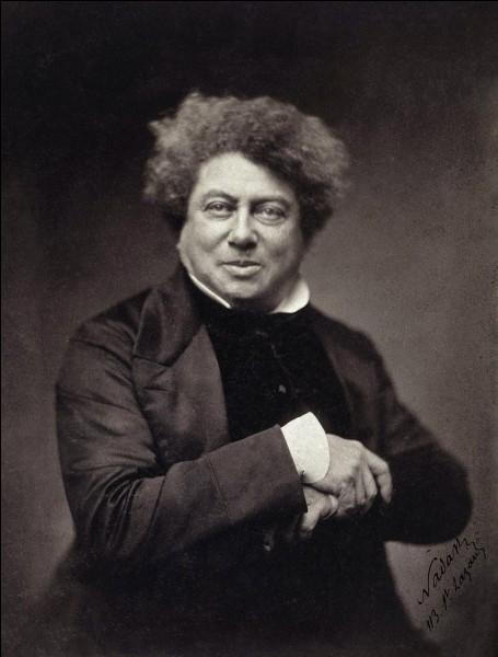 Lequel de ces prénoms est le titre d'un drame écrit par Alexandre Dumas ?