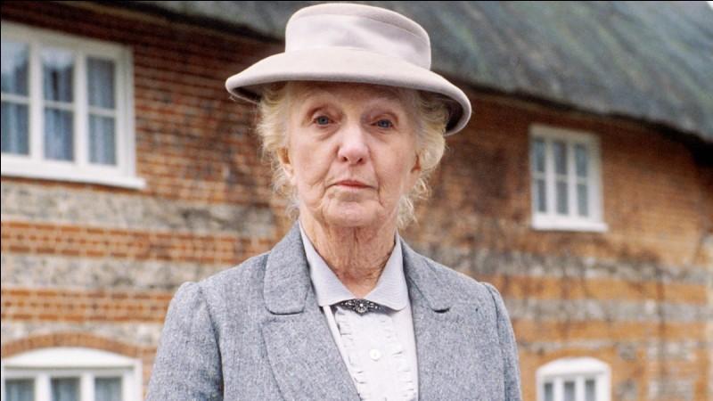 Qui a créé le personnage Miss Marple ?