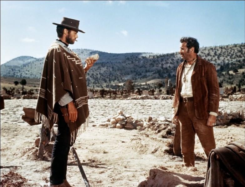 """Qui a composé la musique originale du western """"Le Bon, la Brute et le Truand"""" ?"""
