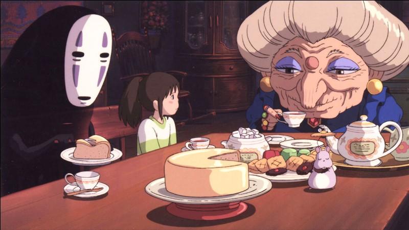 De quel film d'animation de Hayao Miyaki est-il l'auteur ?