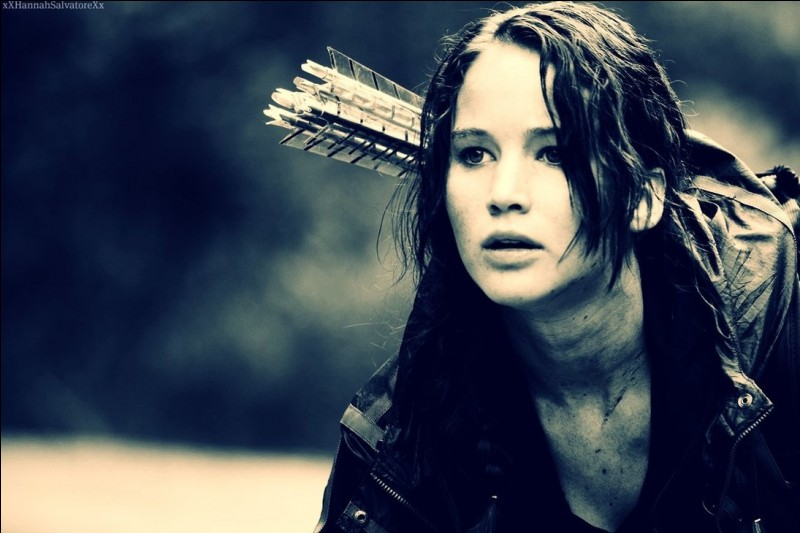 Katniss est du district...