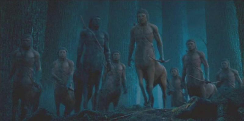 Quelle est la caractéristique première des centaures ?