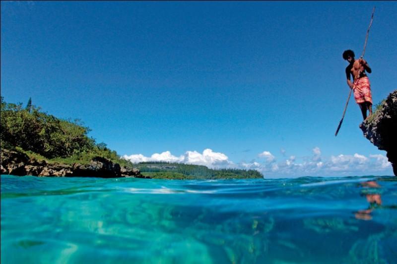 Ici on vous invite dans une collectivité française composée d'îles et d'archipels d'Océanie, situés en mer de Corail et dans l'océan Pacifique Sud.Le climat y est généralement doux : on vous propose l'ombre des palmiers, les plages de sable blanc, cette eau turquoise et un de ces festins de fruits de mer qu'un de ces pêcheurs nous préparent. Un décor digne d'un rêve!