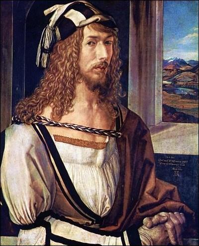 Albrecht Dürer était un ... allemand.