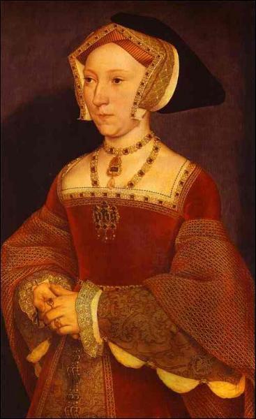 L'artiste qui a peint ce 'Portrait de Jane Seymour' est...