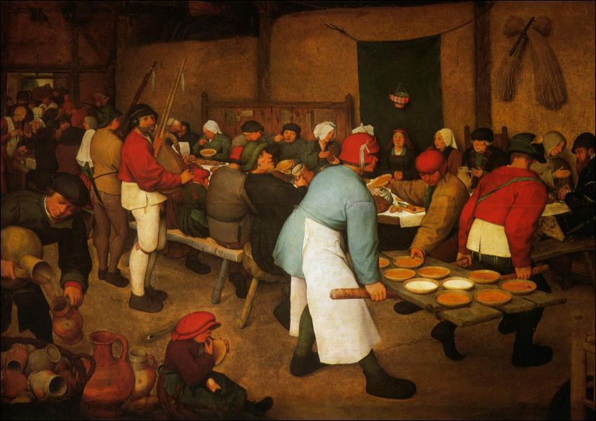 Le titre de ce tableau de Pieter Bruegel est ...