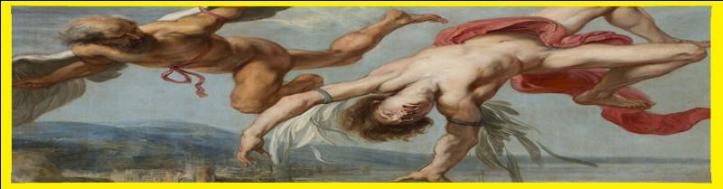 Les dieux de l'Olympe se nourrissaient de chair humaine et d'ambroisie.