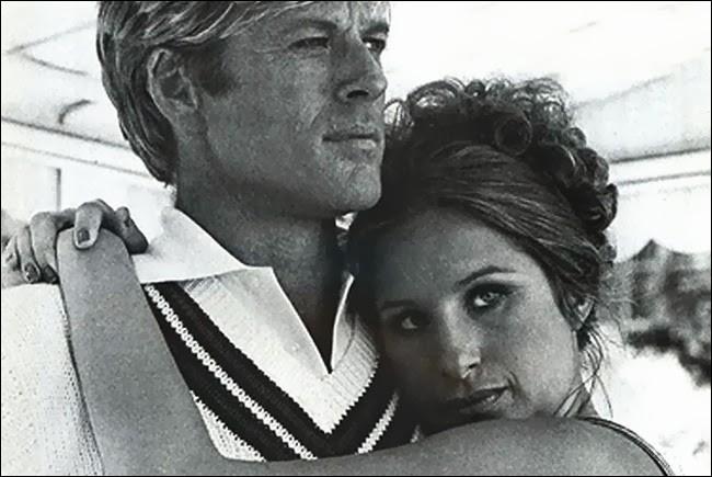 """Qui partage l'affiche du film """"Nos plus belles années"""" avec Robert Redford, en 1973 ?"""